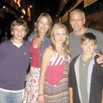 Dr. Drew and Susan Pinsky and Family